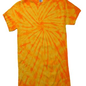 Gold Tie-Dye Toddler Tees