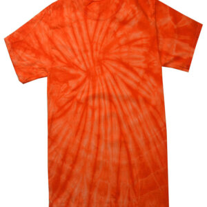 Orange Tie-Dye Toddler Tees