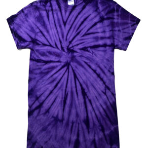 Purple Tie-Dye Toddler Tees
