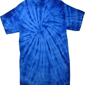 Royal Blue Tie-Dye Toddler Tees
