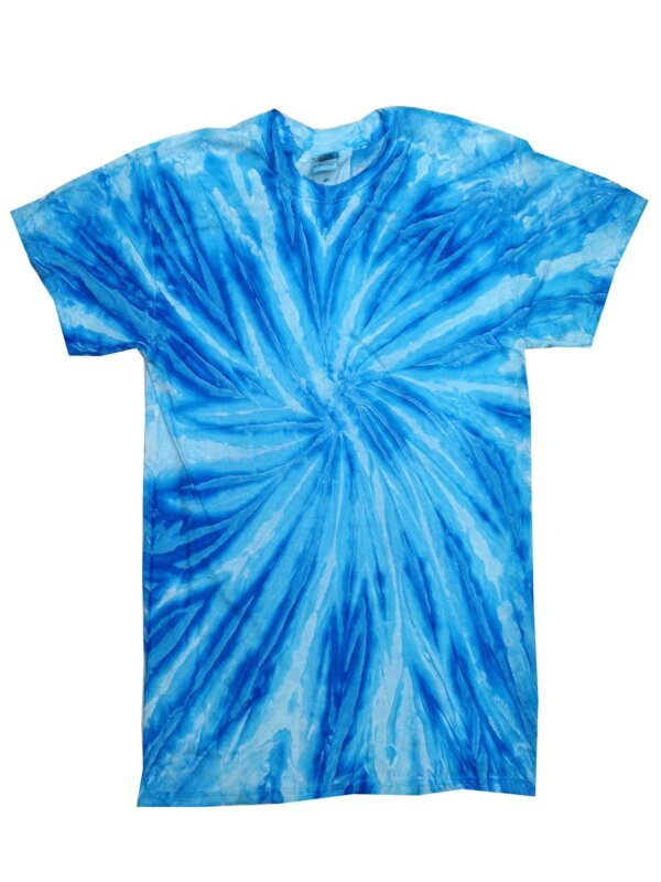 Blueberry Twist Tie-Dye T-Shirts