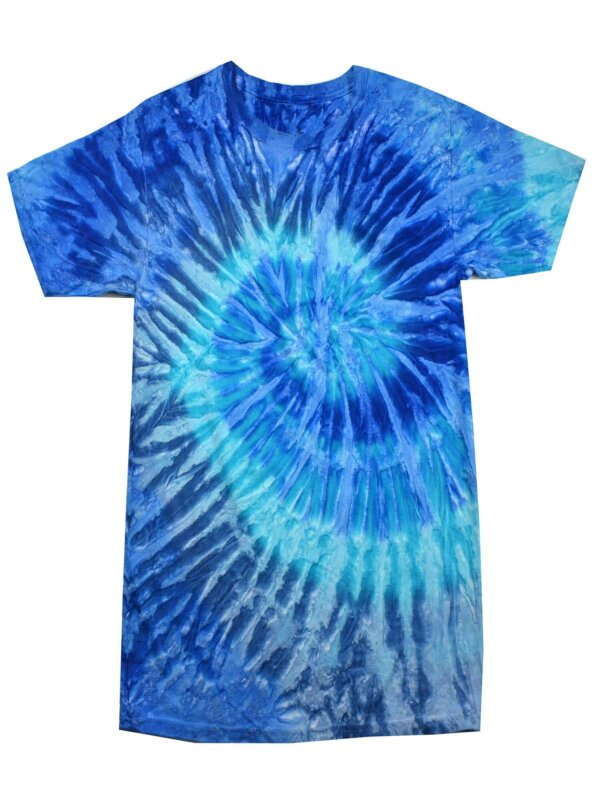 Jerry Blue Tie Dye T-Shirts