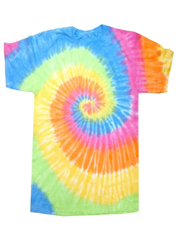 Eternity Tie-Dye Toddler Tees