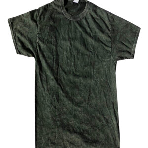 Green Mineral Wash T-Shirts
