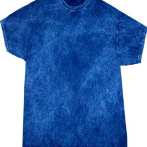 Navy Mineral Wash T-Shirts