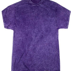 Purple Mineral Wash T-Shirts