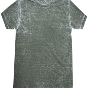 Olive Acid Wash T-Shirts Adult Colortone