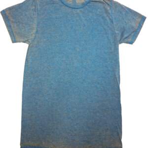 Pacific Blue Acid Wash T-Shirts