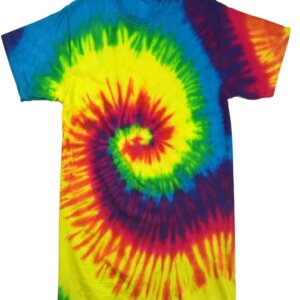 Reactive Tie-Dye Toddler Tees