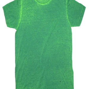 Summer Green Acid Wash T-Shirts