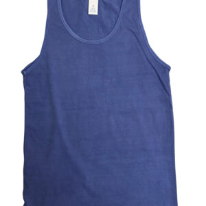 Collegiate Denim Tank Tops