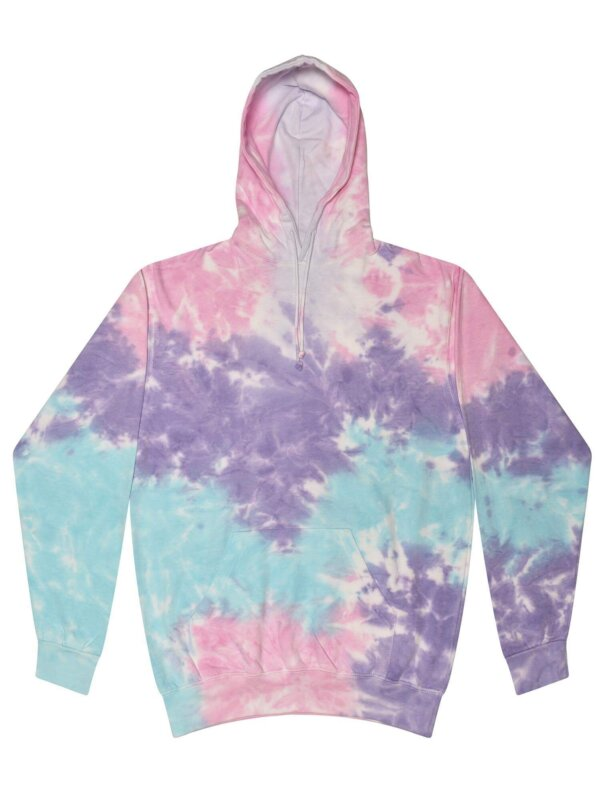 Cotton Candy Tie-Dye Hoodies