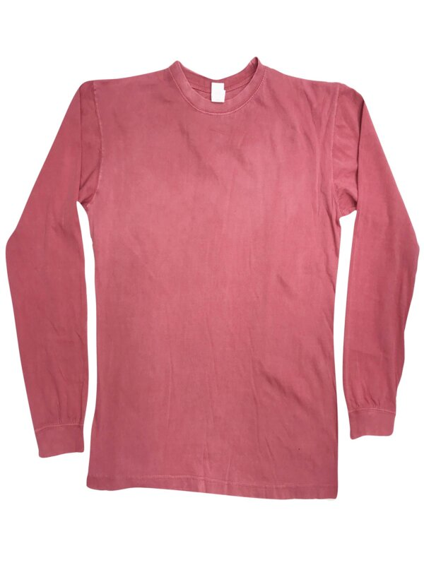 Collegiate Crimson Long Sleeve Shirts