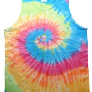 Eternity Tie-Dye Tank Tops