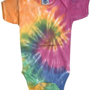 Eternity Tie-Dye Infant Bodysuit