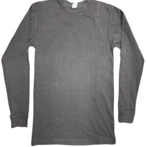 Collegiate Gray Long Sleeve Shirts
