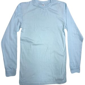 Collegiate Sky Long Sleeve Shirts