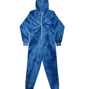 Royal Tie-Dye One Piece